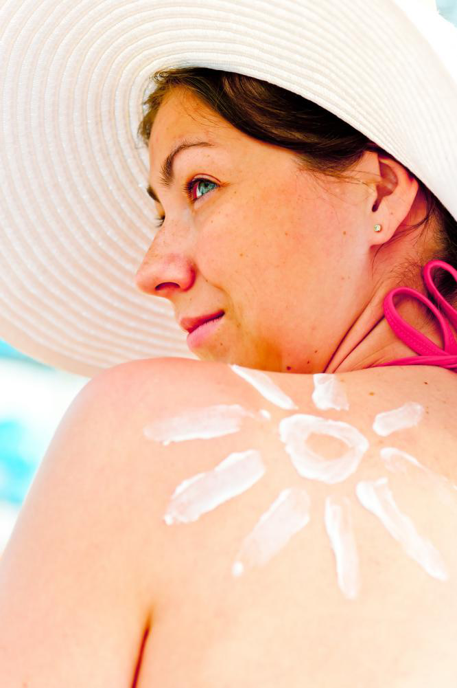7 Foods that Offer You Protection from the Sun